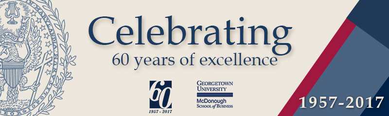 Georgetown McDonough 60th Anniversary