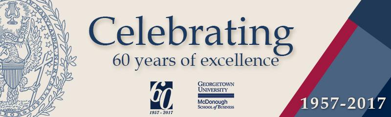 Georgetown McDonough 60th Anniversary
