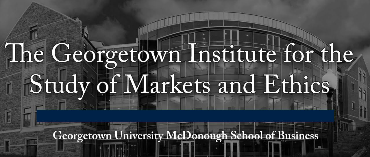 Georgetown Institute for the Study of Markets and Ethics